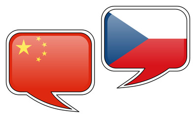 Chinese-Czech Conversation