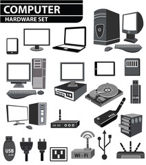 Computer hardware Network and mobile devices