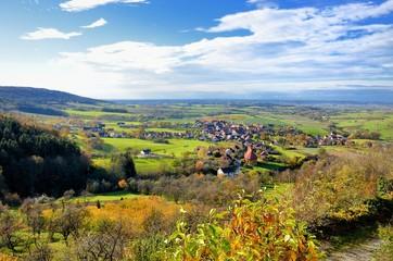 Weingarts in der Fränkischen Schweiz