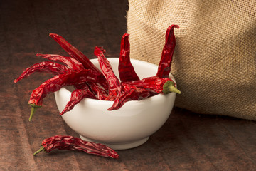 Chili trocken
