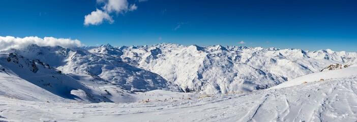 Panorama Alpy francuskie