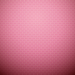 Romantic vector seamless pattern (tiling). Sweet pink