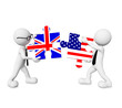 England - USA relationship