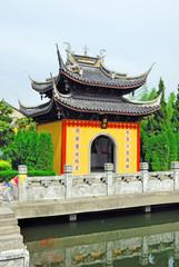 Zhouzhuang Quanfu temple.