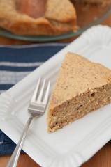 Mandel Birnen Kuchen