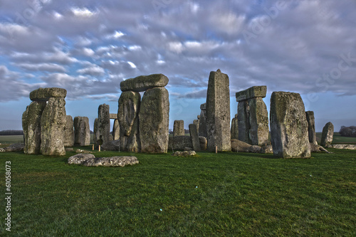 Stone Henge HDR