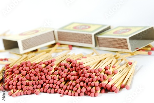matches isolated