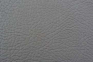 Gray Patterned Artificial Leather Background Texture