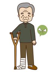 高齢者骨折(足)