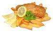 Fish And Chips - 61063041