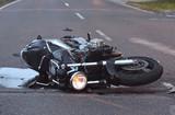 unfall mit motorrad - 61064669