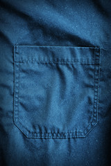 Coveralls detail