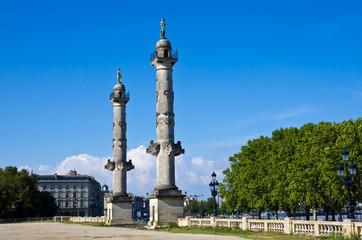 Colonnes rostrale Bordeaux