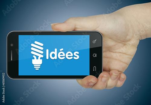 Idées. Mobile