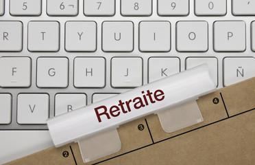 Retraite. Clavier