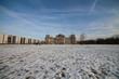 Fototapeta Parlamentu - Zimą - Starożytna Budowla