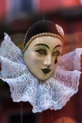 maschera carnevale venezia 2987