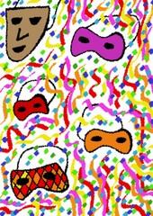 cubist masks