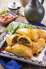 Empanadas with Ground Beef