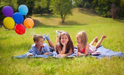 Balloons for children!