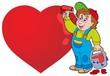 Valentine theme image 9