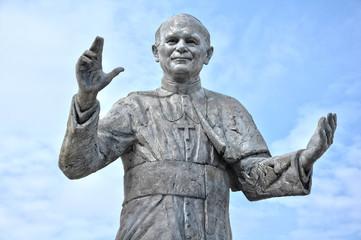 Lyon, beato Juan Pablo II, Padre Santo, Vicario de Cristo