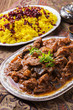 Persian Lamb Ragout - Xoresht-s Badenjan