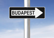 This Way to Budapest