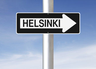 This Way to Helsinki
