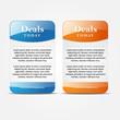 Deals Today Banner Design