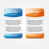 Deals Today Banner Design