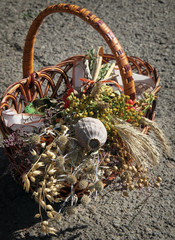 Orthodox basket