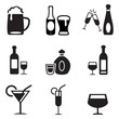 Alcohol Icons