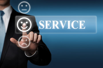 touchscreen - service