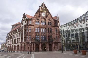 Altes Stadthaus in Dortmund, Deutschland