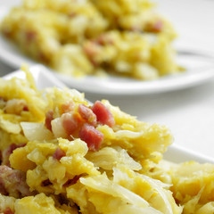 sauteed cabbage with bacon