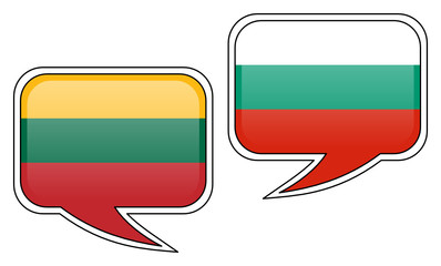 Lithuanian-Bulgarian Conversation