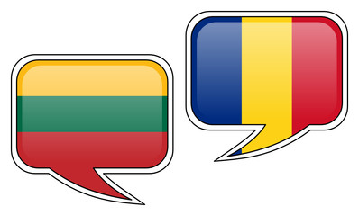 Lithuanian-Romanian Conversation
