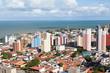 Panorama von Joao Pessoa in Brasilien