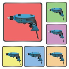 icons of drill