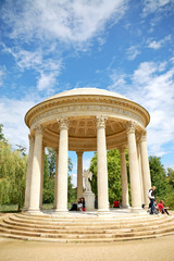 The Temple of Love in Versailles