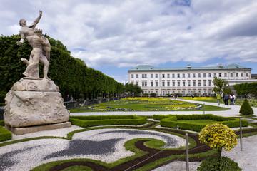 Österreich - Salzburg, Mirabellengarten