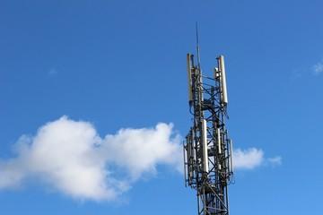 Tour relais du réseau GSM