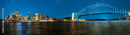 In de dag Oceanië Sydney