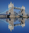 roleta: Tower Bridge  in London, England
