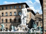 Statue of Neptun in Florence
