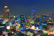 Bangkok night viwe