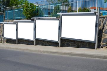 Boş Billboard, Açık Hava Reklam