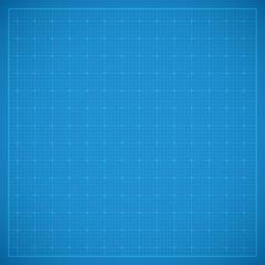 Clean blueprint background.
