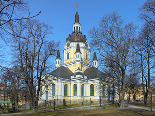 Katarina Church in Stockholm, Sweden
